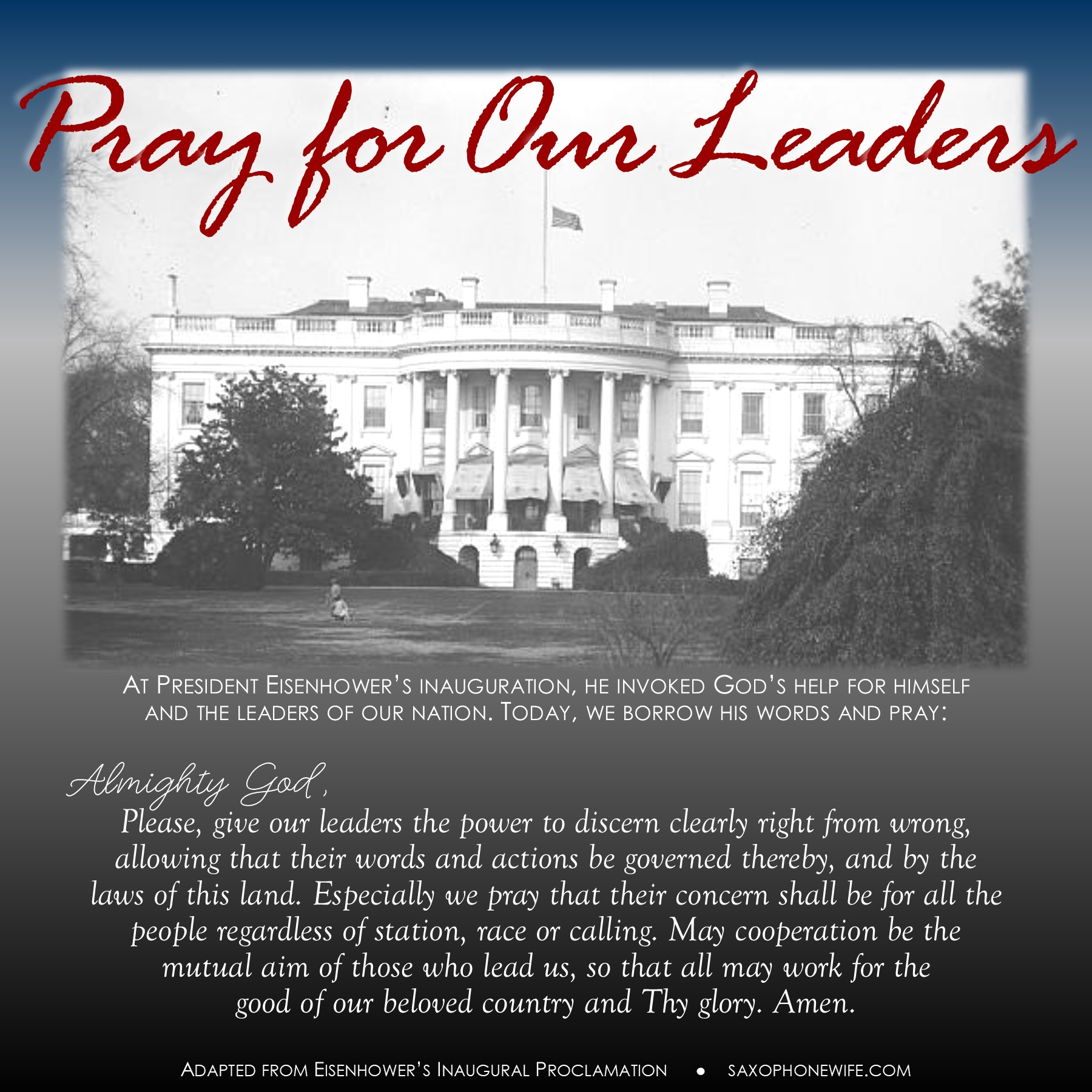 PrayForOurLeaders