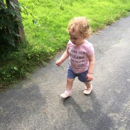 My little strider.